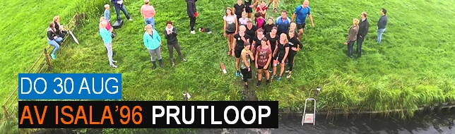 PRUTLOOP KAMPEN 2018